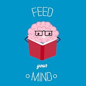 Motivation, balance, thoughtful, mindfulness concept illustration vector.