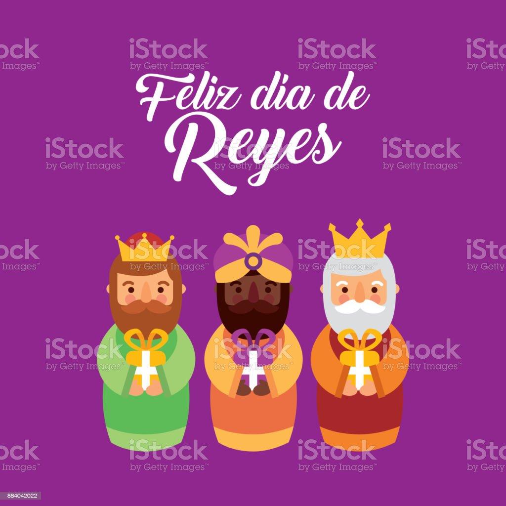 Dias De Reyes Magos Descargar ilustración de feliz dia de los reyes magos reyes magia que