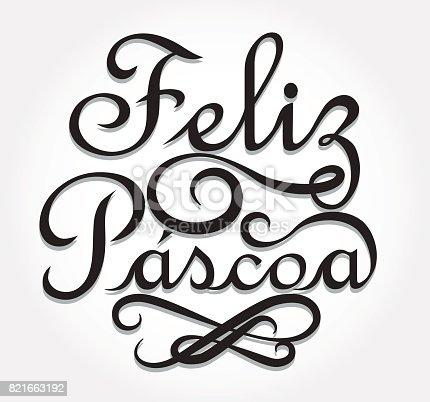 istock Feliz Pascoa 821663192