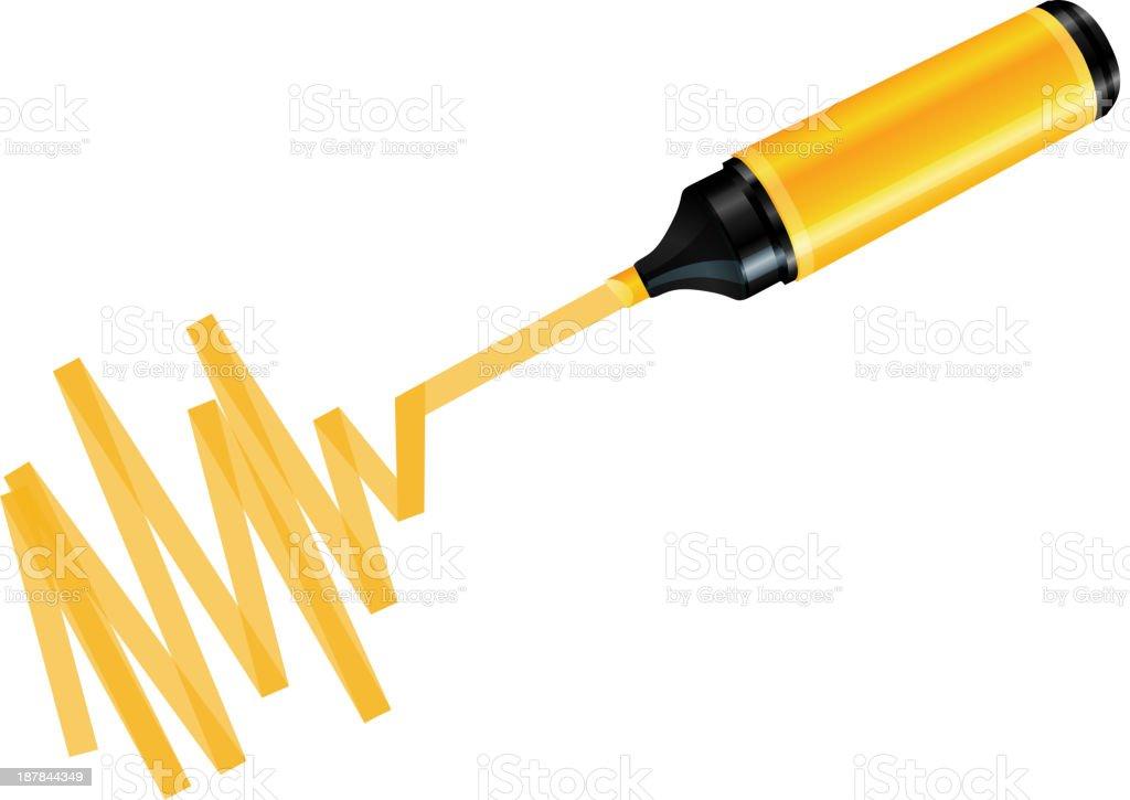Felt Tip Pen royalty-free felt tip pen stock vector art & more images of business