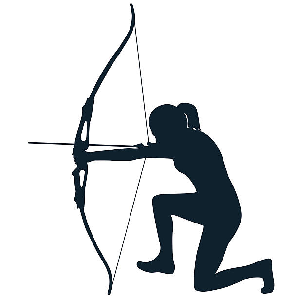 Top Bow Hunter Clip Art, Vector Graphics and Illustrations ...
