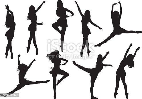 Female ballet dancinghttp://www.twodozendesign.info/i/1.png