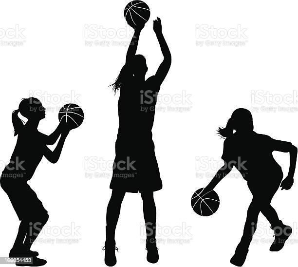 Female basketball players vector id166054453?b=1&k=6&m=166054453&s=612x612&h=sgqohd2okkmou9vba2w7r fmc1udforeokimwj s5ei=