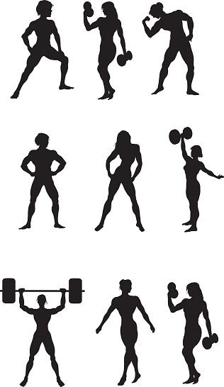 Female Body Builders