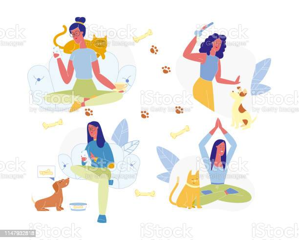 Female character spend time together with animals vector id1147932818?b=1&k=6&m=1147932818&s=612x612&h=pcapfvto qyexykxsx48vxzdjqhgswqil7kkflnkonw=