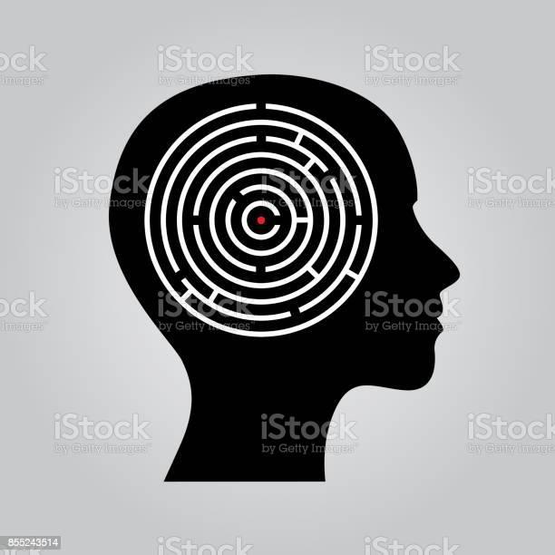 Female head profile maze vector id855243514?b=1&k=6&m=855243514&s=612x612&h=n9ie6i38vahup 5oivcbrzqsj1vddcr0fdaboxim50e=