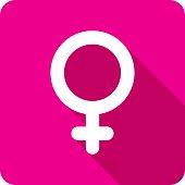 Female Icon Silhouette