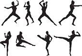 Female Martial Arts