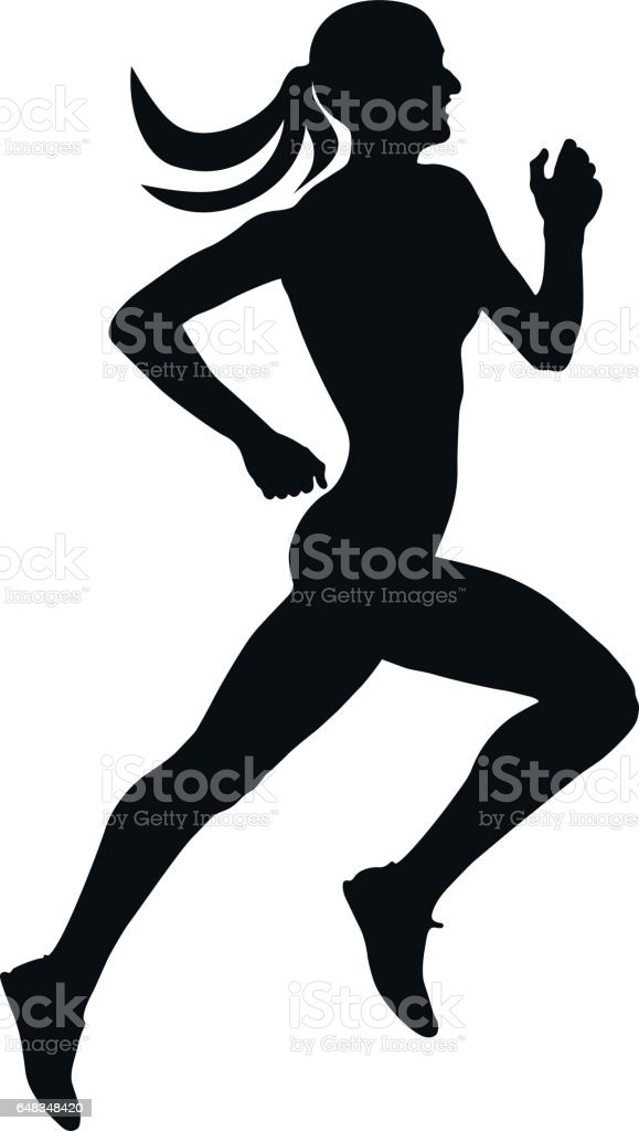 royalty free running race final clip art vector images rh istockphoto com runner clipart png runner clipart black and white