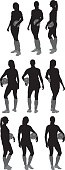 Female soccer player standinghttp://www.twodozendesign.info/i/1.png