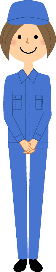 Female Worker Stock Illustration - Download Image Now
