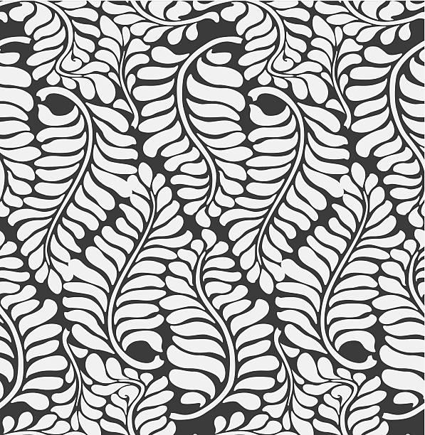Motif Art Nouveau Vecteurs et Illustrations Libres de Droits - iStock