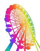 Ferris Rainbow