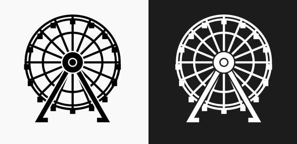 Royalty Free Ferris Wheel Clip Art, Vector Images ...
