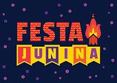 Festa Unina decorative flat signboard