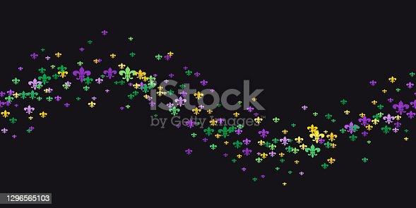 istock Festive background for carnival, festival 1296565103