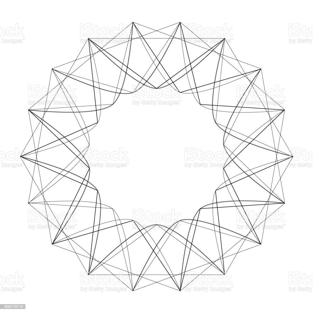 Motif Geometrique Festive Pour Les Cadeaux Et Les Jours Feries