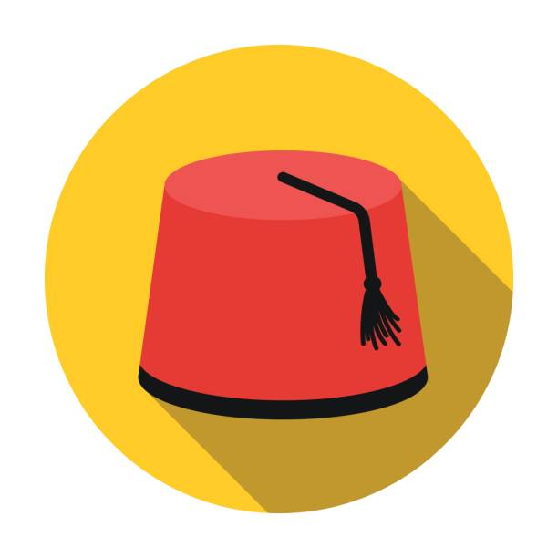 Fez Stock Illustrations, Cliparts And Royalty Free Fez Vectors