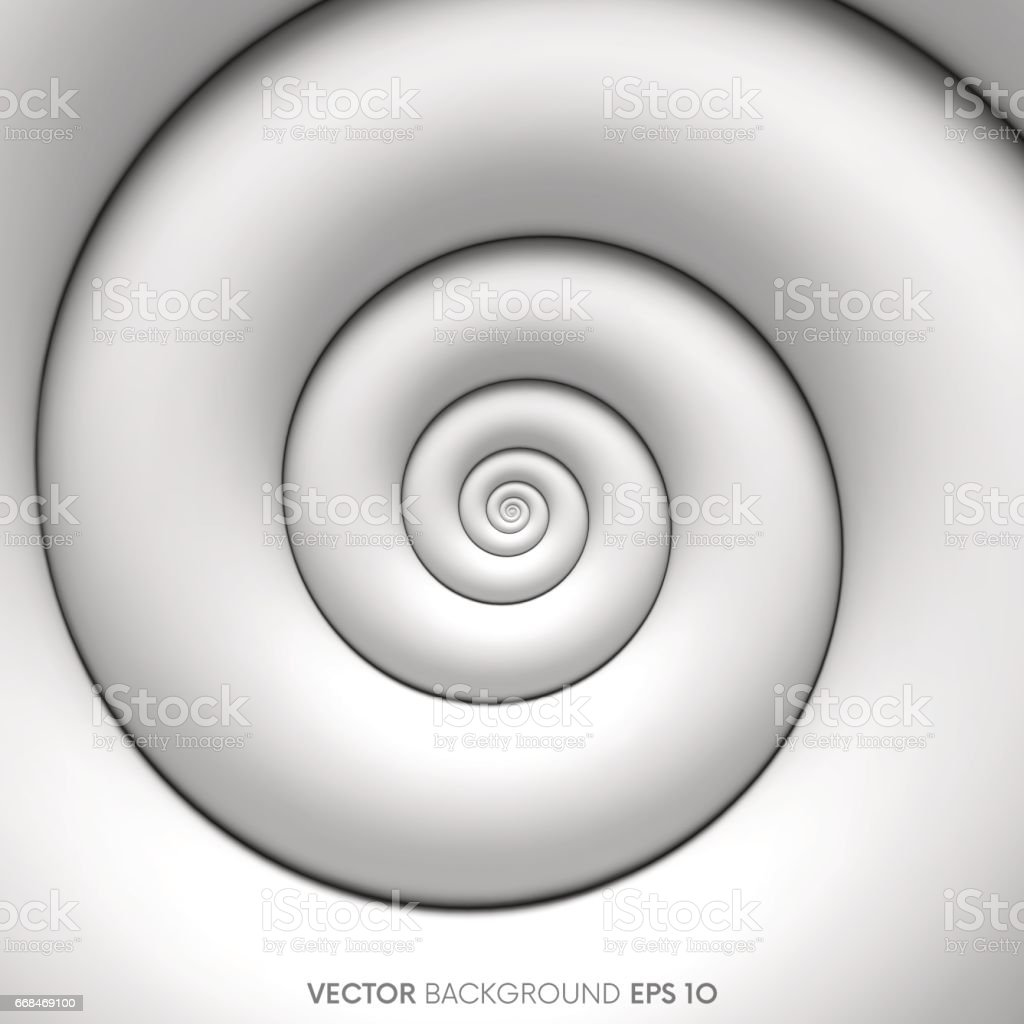 Ilustración de Fondo De Espiral De Fibonacci y más banco de imágenes ...