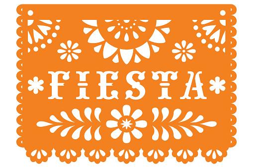 Fiesta Mexican Banner