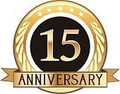 Fifteen Year Anniversary
