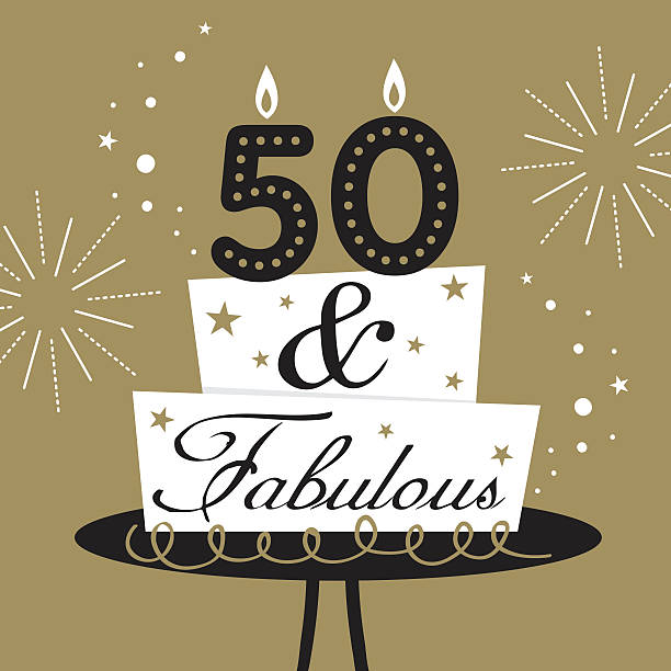 50 Abd Fabulou: Best Number 50 Illustrations, Royalty-Free Vector Graphics
