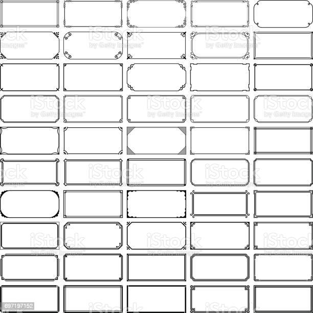 Fifty rectangle frames vector id697197152?b=1&k=6&m=697197152&s=612x612&h=k1mkmcgq0c0zxa8o6gtfofhsdox8opuievdpvkh4mug=