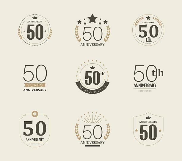 50th Wedding Anniversary Clip Art: Top 60 50th Wedding Anniversary Clip Art, Vector Graphics