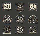 Fifty years anniversary