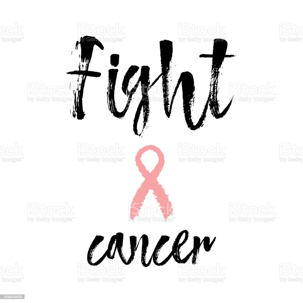 Fight Cancer Inspirational Quote About Breast Cancer ...