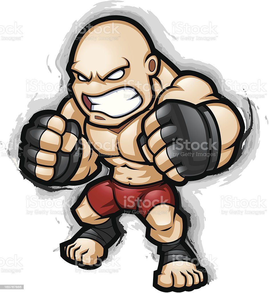 fighter royalty-free fighter stock vector art & more images of cartoon
