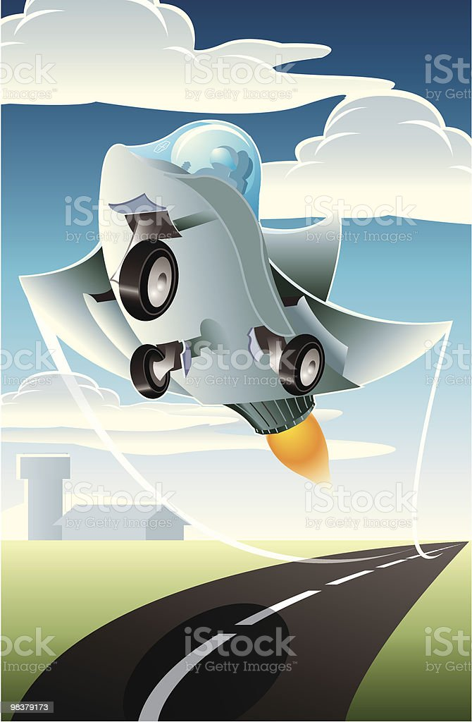 Fighter(JSF) royalty-free fighter stock vector art & more images of air vehicle