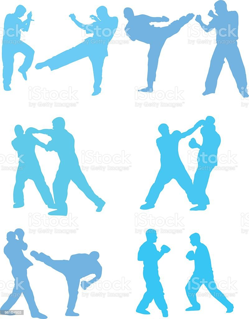 Fighters to use in your design royalty-free fighters to use in your design stock vector art & more images of activity