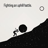 Fighting an Uphill Battle