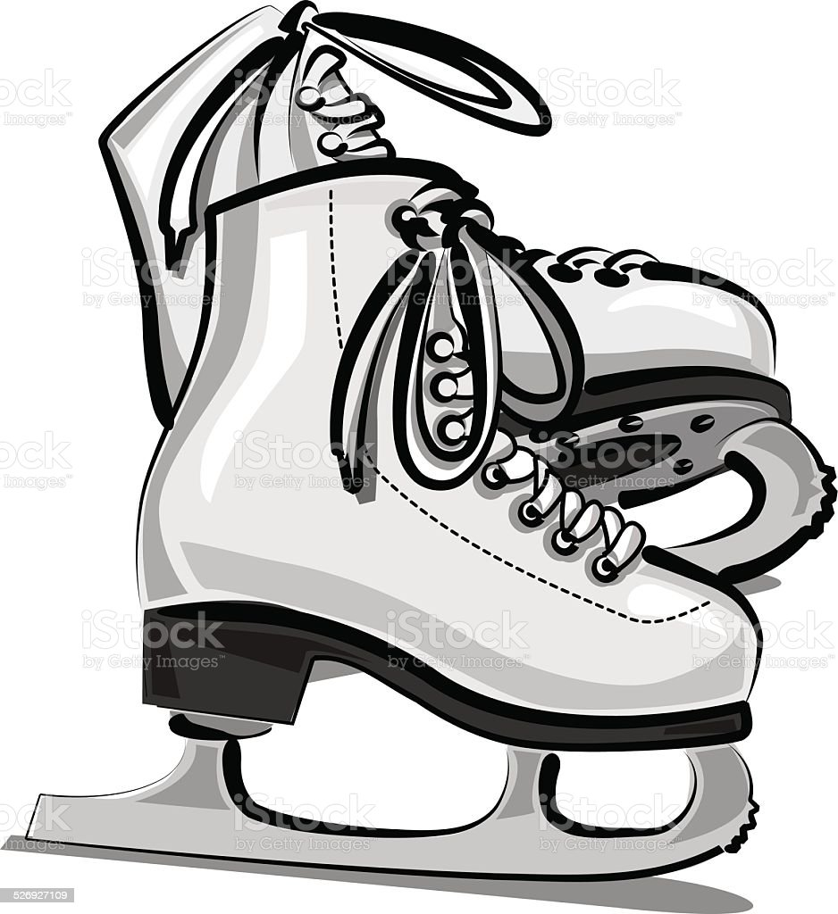 royalty free ice skate blade vector ice skating clip art  vector images   illustrations istock figure skating clip art free figure skating clip art images