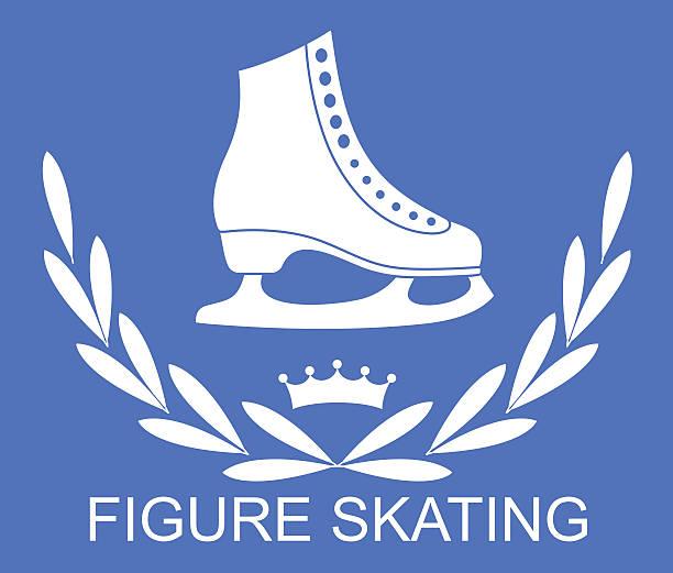 Figure skating ( EPS. JPEG ) figure skating stock illustrations