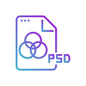 file document photoshop icon