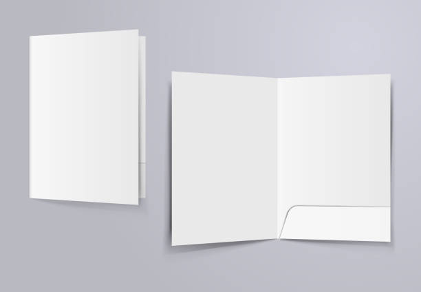 dateiordner-mockup - folder stock-grafiken, -clipart, -cartoons und -symbole
