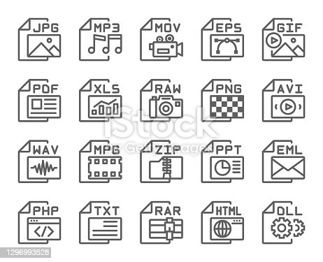 Icon image for mac file type