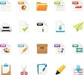 File icons | set 9