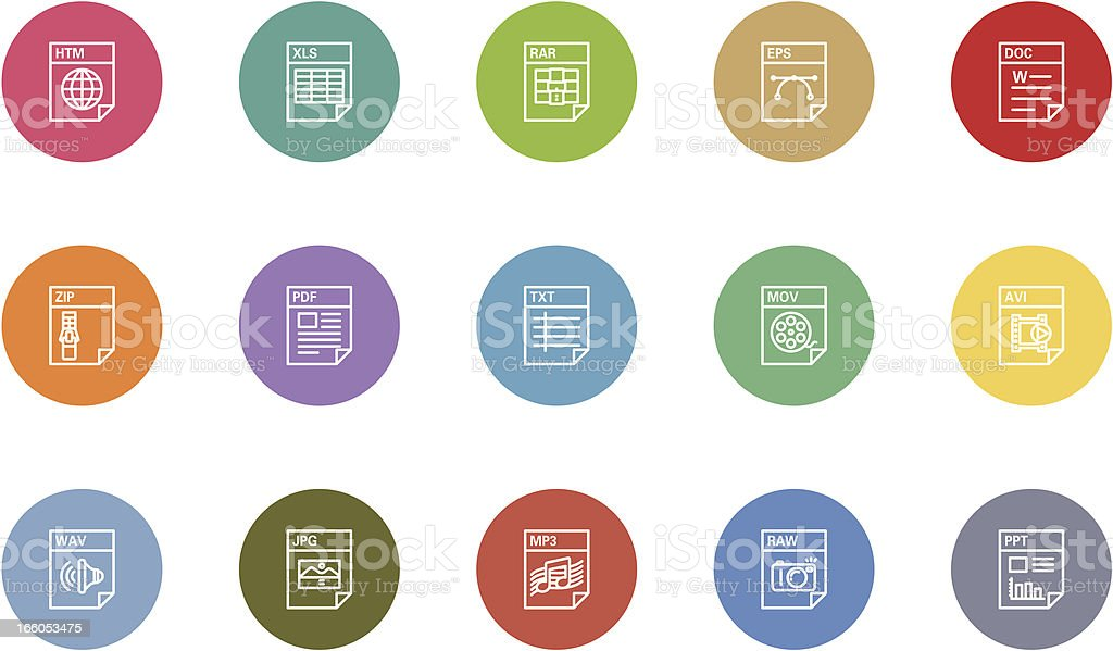 File icons royalty-free file icons stock vector art & more images of archives