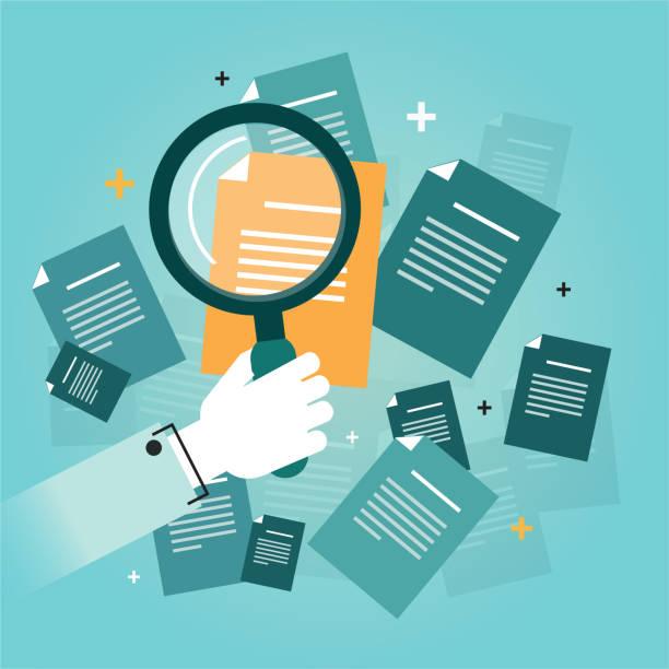 File - Illustration File - Illustration surveillance stock illustrations