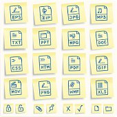 File notes