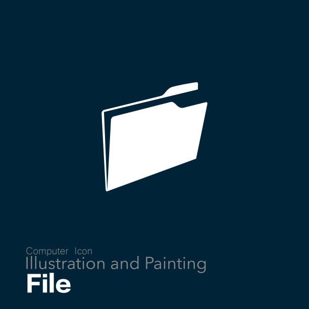 file - ring binder stock illustrations