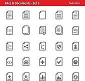 Files & Documents - Set 2