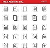 Files & Documents - Set 3