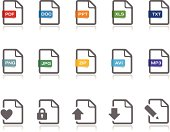 Filetype icons | Simplicity2 Series