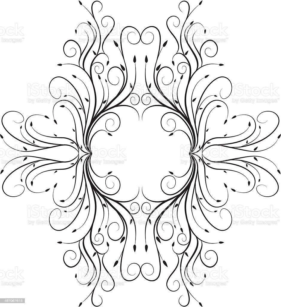 filigree frame