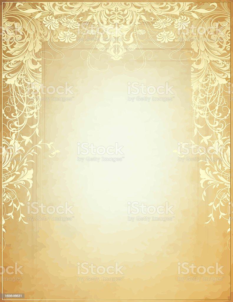 carta pergamena filigrana