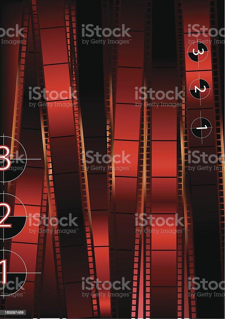 Fondos de película ilustración de fondos de película y más banco de imágenes de abstracto libre de derechos